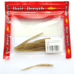 Силиконовые черви Bait Breath Needly