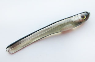 Jackall Super Cross Tail Shad