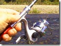 Ultralight Spinning Tackle